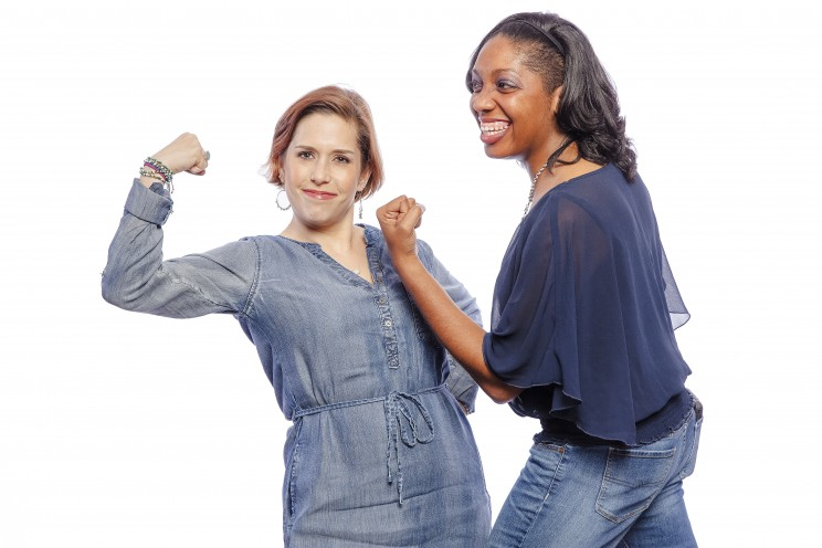 Young women fight breast cancer