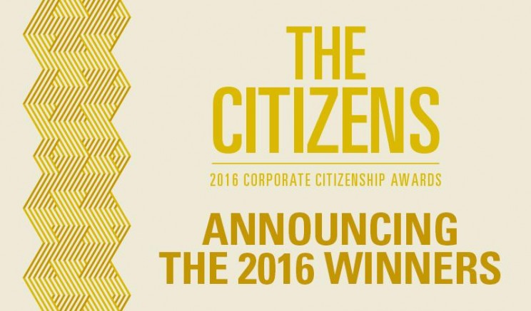 2016 Corporate Citizenship Awards