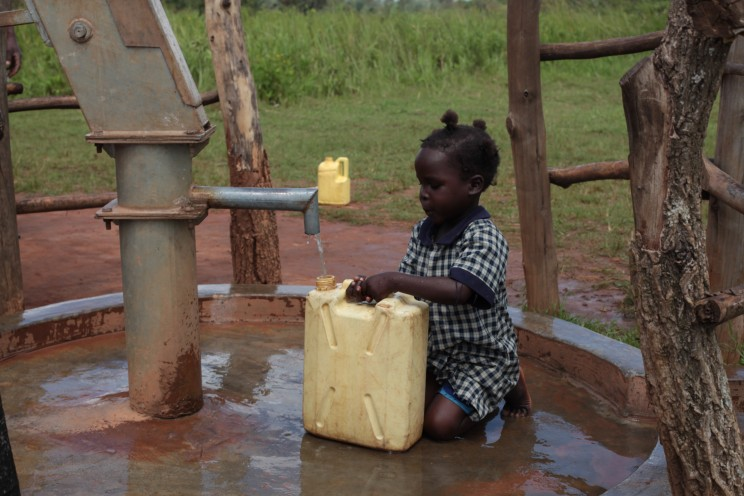 Feed the Children - World Water Day
