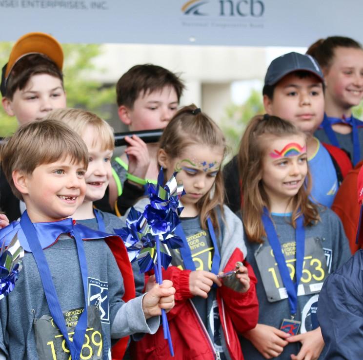 Fairfax CASA Run for the Children 8k and 3k Run Walk