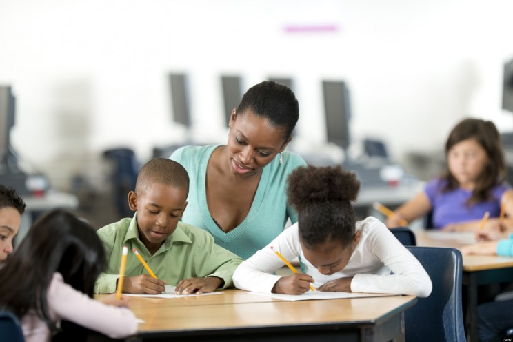 There is a shortage of African American teachers in America