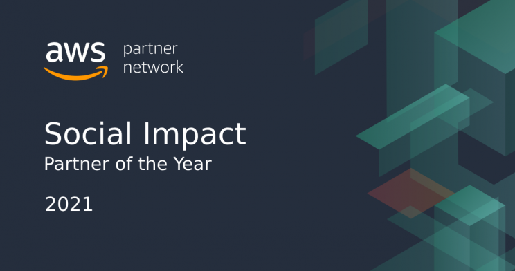 America's Charities' Engage CSR Partner SmartSimple Software Named 2021 Social Impact Partner of the Year by Amazon Web Services