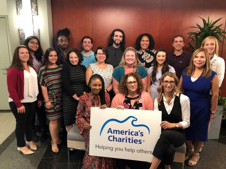 America's Charities Staff September 2019