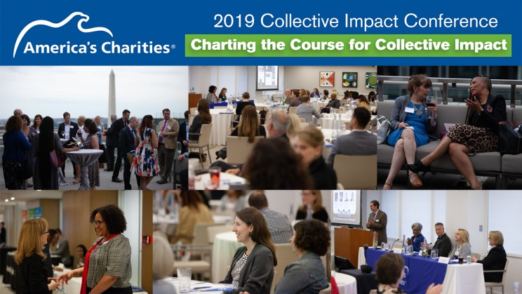 Recap of America's Charities 2019 Collective Impact Conference