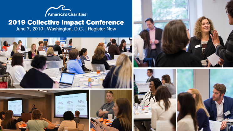2019 America's Charities Collective Impact Conference