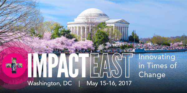 Causecast +IMPACT East Conference in Washington D.C.
