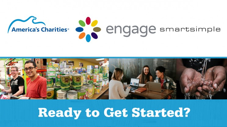 America's Charities and SmartSimple Launch Engage, the World's First End-to-End Giving and CSR Solution That Tells the Complete Picture of Global Impact