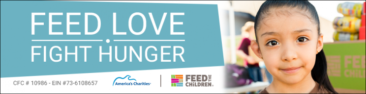 Feed Love. Fight Hunger.