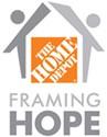 Home Depot Framing Hope