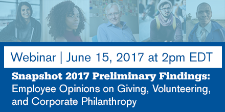 Snapshot 2017 preliminary findings webinar