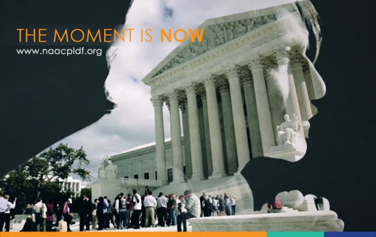 NAACP LDF - The moment is now equal justice