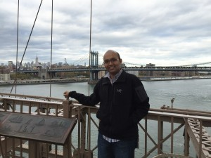 Omar on Pier