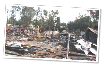 Disaster Relief for April 2014 Tornado Victims