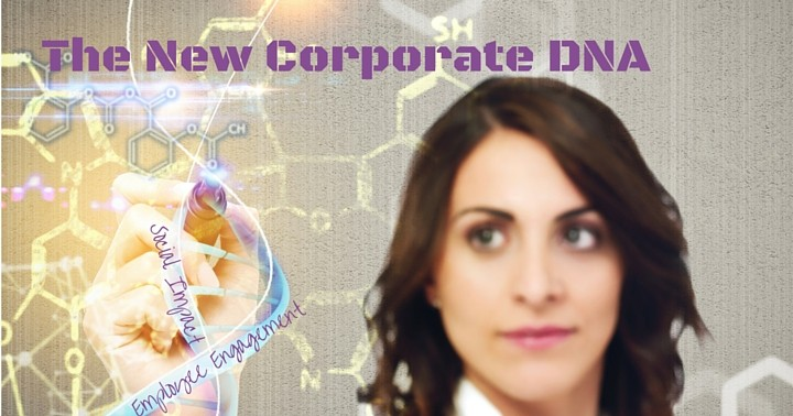 The New Corporate DNA
