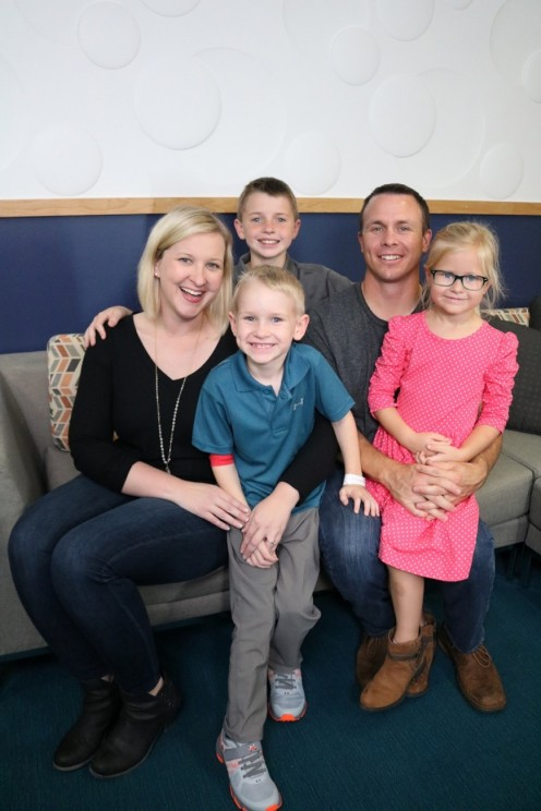 Abram's family - Where the power of childhood meets the power of research