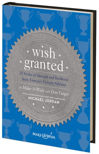 New Book Reveals the Celebrity Connection to Wish Kids