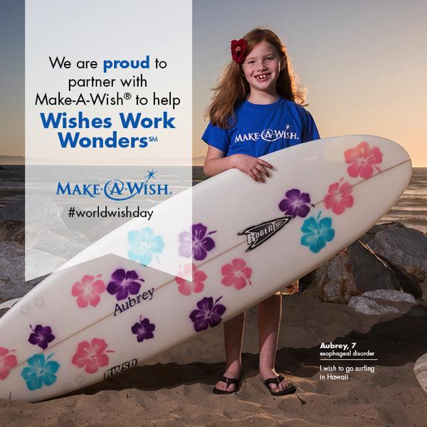 Make-A-Wish World Wish Day