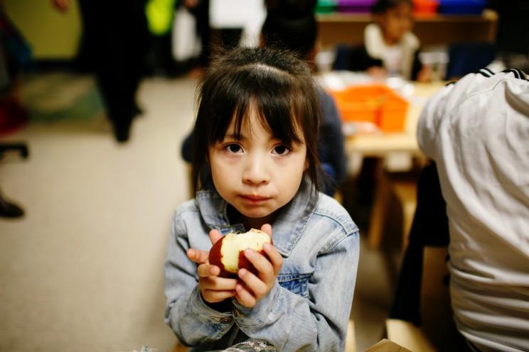 No Kid Hungry_children across america