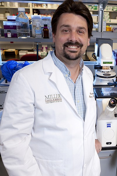 The Faces of Diabetes: Chris Fraker, Ph.D.'s Personal Connection to T1D