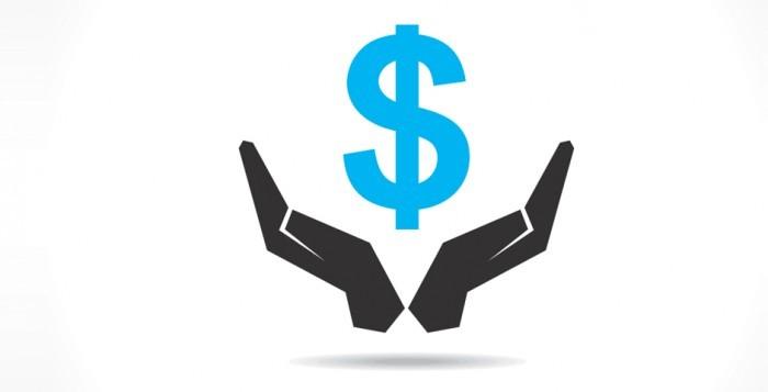 Dollar hands