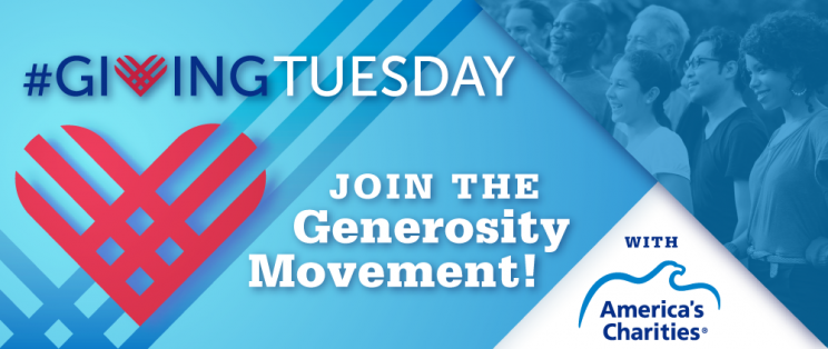 Giving Tuesday with America's Charities