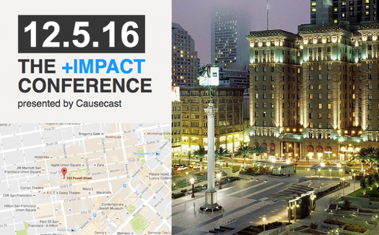 +Impact conference 12.5.16