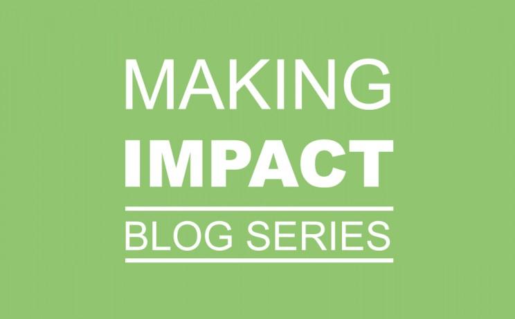 Making Impact Blog News Story Rotator