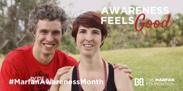 It's Marfan Awareness Month!
