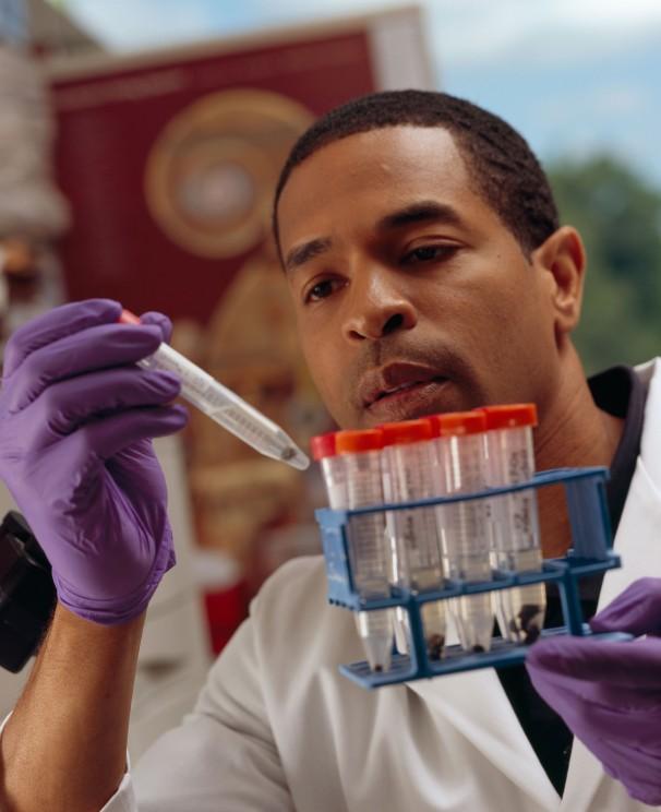 FNIH researcher
