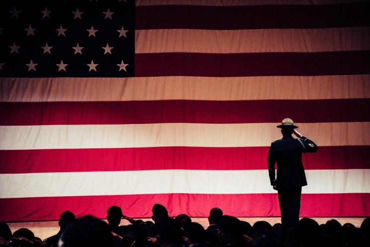 National Veterans and Military Families Month