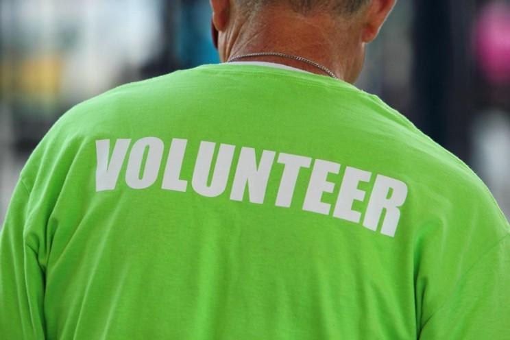 Volunteer for Prevent Cancer Foundation 5k