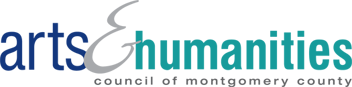 Arts and Humanities Council of Montgomery County logo