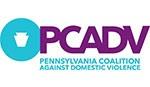 Pennsylvania Coalition Against Domestic Violence logo