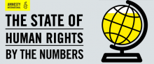 Amnesty International The State of Human Rights By The Numbers
