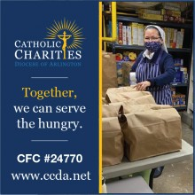 Catholic Charities of the Diocese of Arlington is Taking People from Poverty to Sustained Livelihood