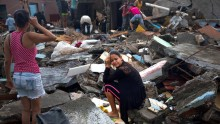 Cuba disaster relief