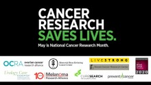 National Cancer Research Month