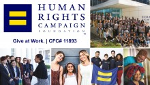 Human Rights Campaign Foundation: Build Better, More Inclusive Communities for LGBTQ+ People