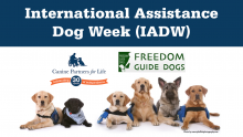 International Assistance Dog Week (IADW)