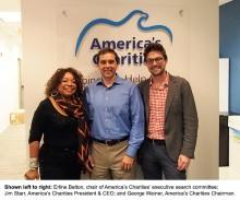 America's Charities leadership