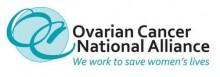 Ovarian Cancer National Alliance logo