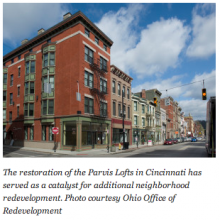 Why Does the Historic Tax Credit Matter?