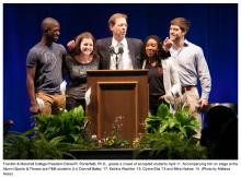'I Have A Dream' Foundation Taps Porterfield for Lifetime Achievement Award