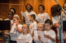 Kids Beating Cancer Calls on National Talents to Produce Benefit Music Video
