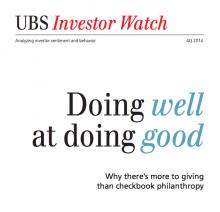 UBS Investor Watch