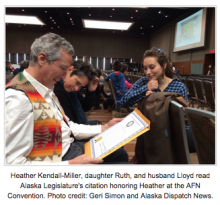 AFN convention