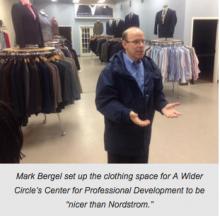Mark Bergel A wider Circle Professional Development