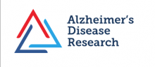 Alzheimer's Disease Research logo