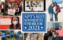 America's Charities Named Best Nonprofit To Work For
