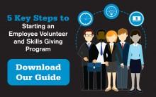 Volunteer & Skills Giving Program